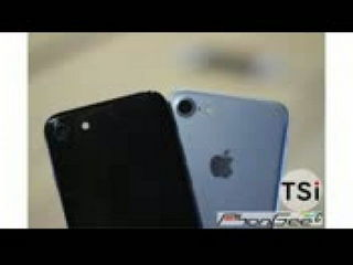 iPhone 7 Jet Black First Look!