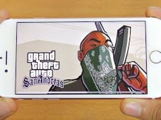 iPhone 7 Gaming Review GTA San Andreas