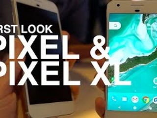 Google Pixel and Pixel XL First Look and Tour!