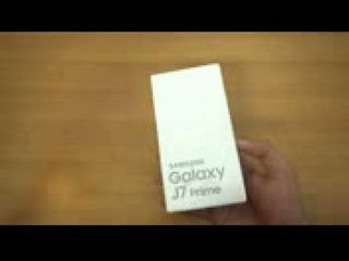 Samsung Galaxy J7 Prime Unboxing