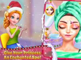 Princess Doll X'mas Makeover - Christmas Doll Makeover Games By Gameiva