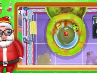 Santa Claus Little Helpers - Santa Little Helper Games By Gameiva