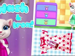 My Sweet Little Kitty Care - My Kitty Care Games By Gameiva