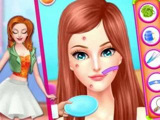 Princess's High School Crush - Princess School Crush Games By Gameiva