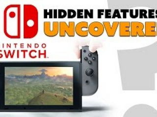 Nintendo Switch Hidden Features UNCOVERED - The Know Game News