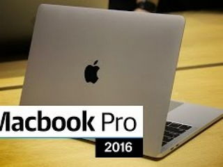 Macbook Pro 2016: Hands-On