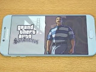 Samsung Galaxy A8 (2016) - Gaming Review GTA San Andreas!