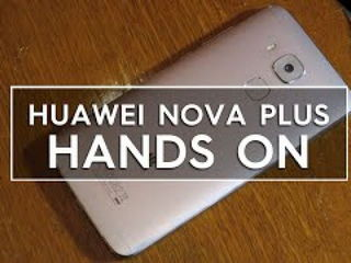 Huawei Nova Plus hands-on review
