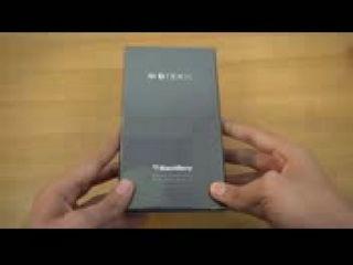 BlackBerry DTEK60 Unboxing & First Look!