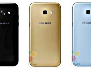 Samsung Galaxy A5 & A3 (2017) OFFICIAL Look