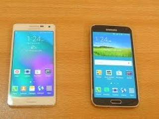 Samsung Galaxy A5 vs Samsung Galaxy S5 - Full Comparison