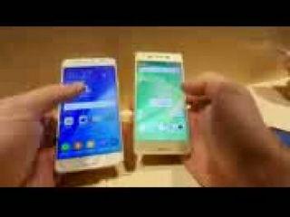 Sony Xperia X vs. Samsung Galaxy A5 Comparison