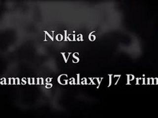 Nokia 6 vs Samsung Galaxy J7 Prime Comparison