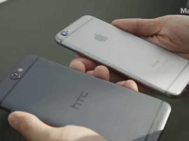 Hands-on with HTC One A9 running Android Marshmallow