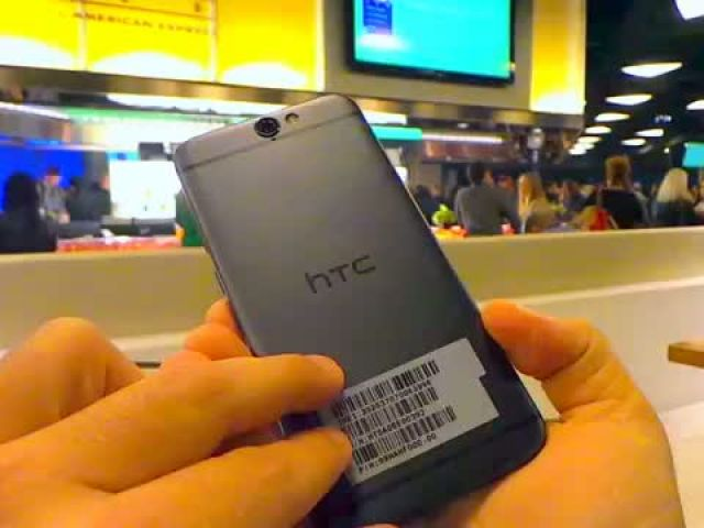Hands-on HTC One A9
