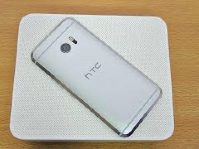 HTC 10 Unboxing