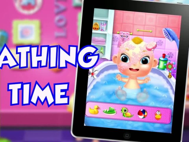 My Little Baby Care & Dressup - iOS-Android Gameplay Trailer By Gameiva