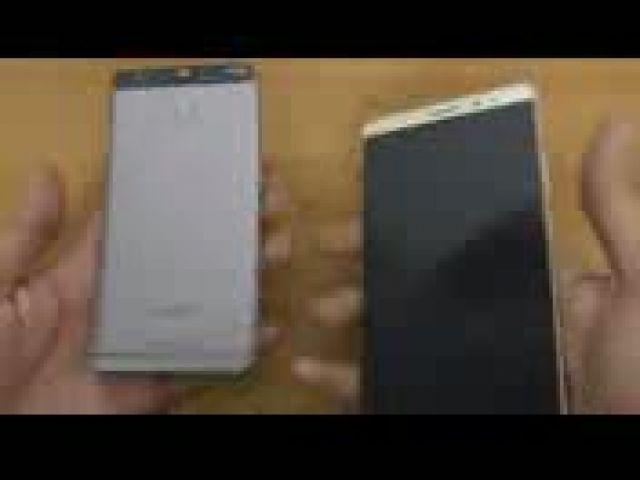 Huawei P9 vs Mate 8 - Speed Test!