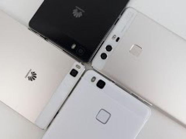 Huawei P9 lite unboxing