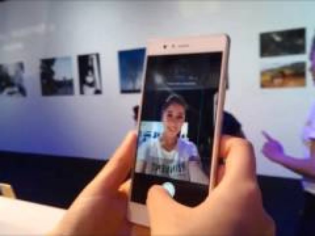Huawei P9 lite camera hands-on
