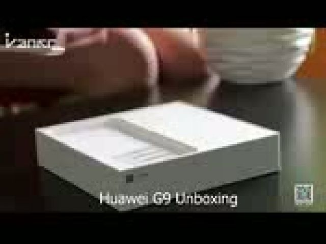 Huawei p9 lite first unboxing and mini review