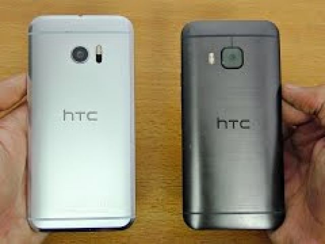 HTC 10 vs One M9 - Review & Test!