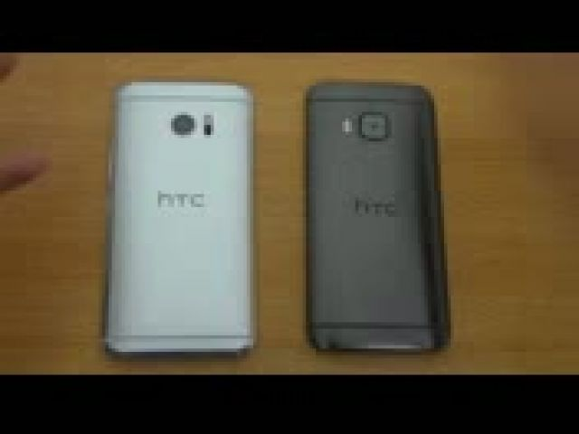 HTC 10 vs One M9 - Review & Test