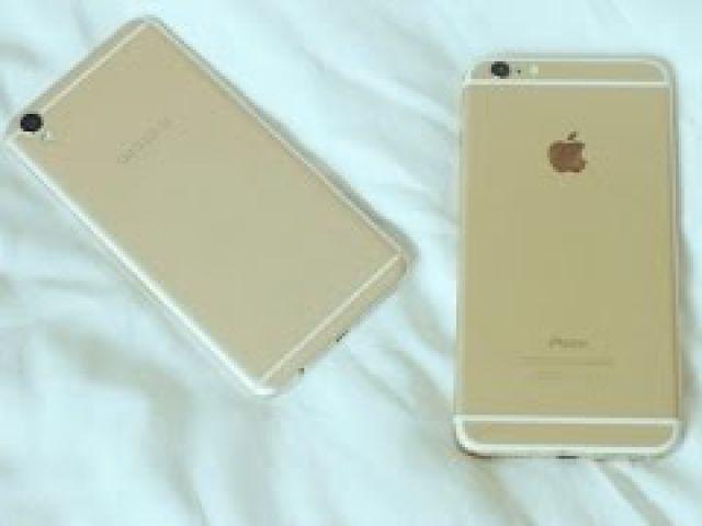 Oppo A37 vs iPhone 6s Plus Comparison!