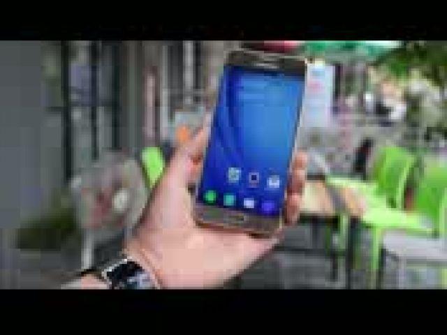 Samsung Galaxy C7 Camera Test