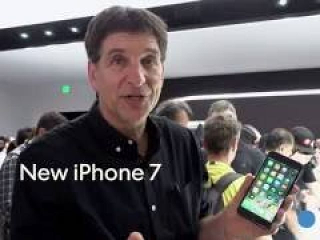 iPhone 7 - hands on