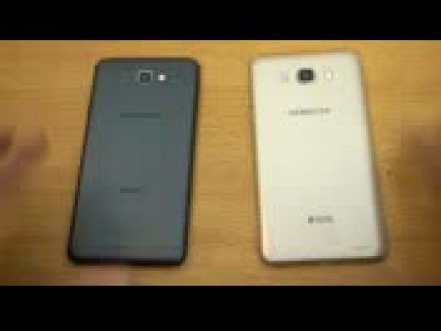 Samsung Galaxy J7 Prime vs J7 (2016) - Review & Camera Test!