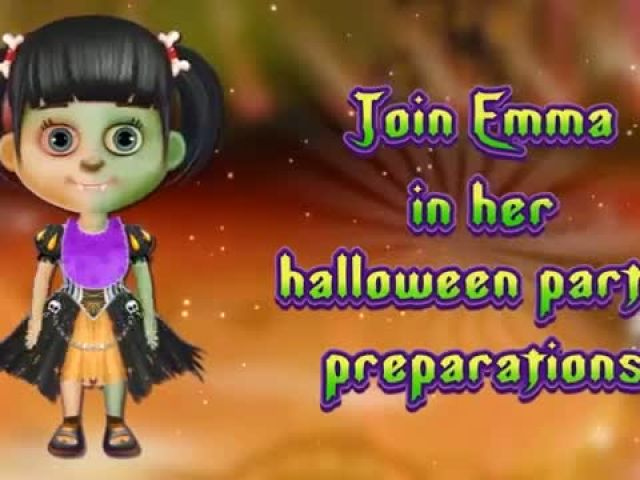 Happy Halloween Party For Kids - Halloween Kids Party Games By Gameiva