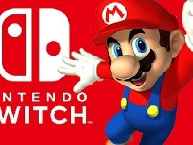 Nintendo Switch Features Revealed