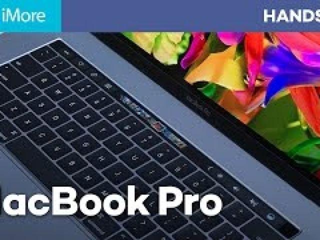 MacBook Pro 2016 First Look