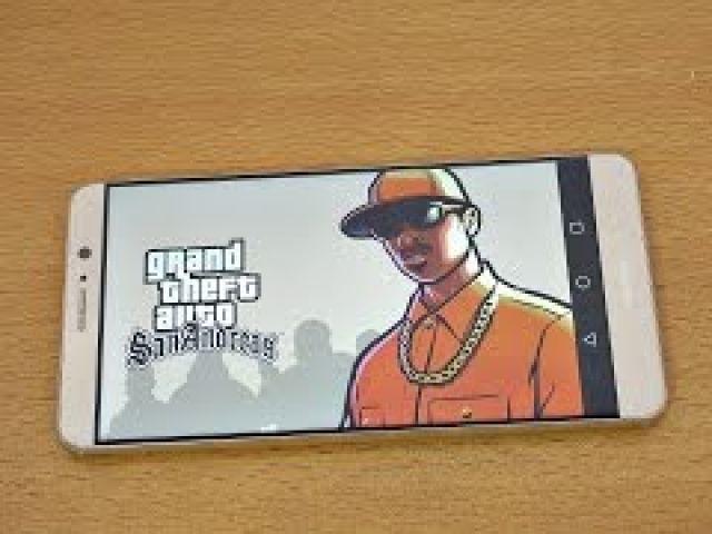 Huawei Mate 9 Gaming Review GTA San Andreas!