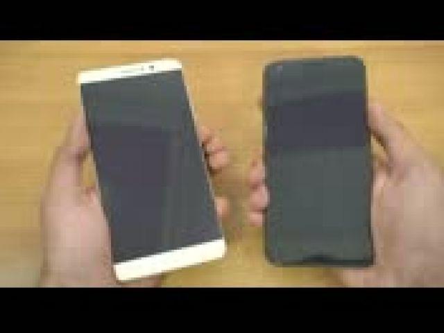 Huawei Mate 9 vs Google Pixel XL - Speed Test!