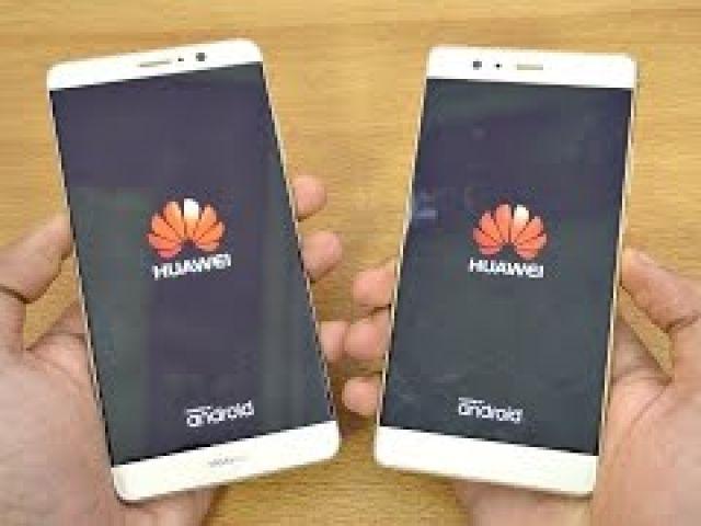 Huawei Mate 9 vs P9 Plus - Speed Test!
