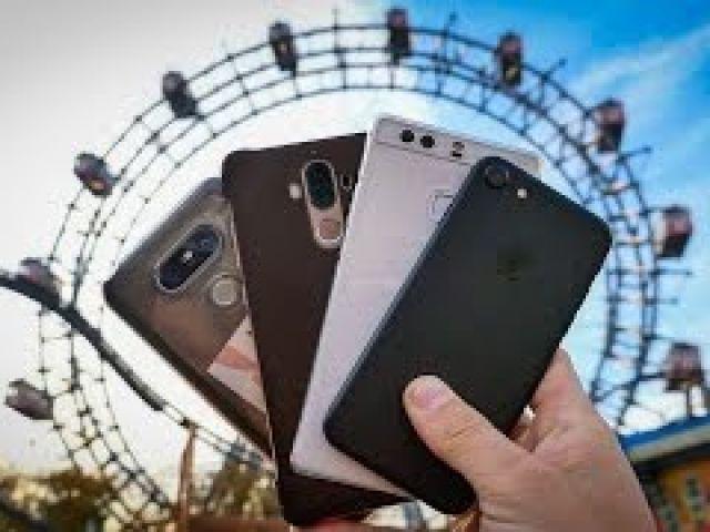 Huawei Mate 9 vs iPhone 7 - Camera Test Comparison