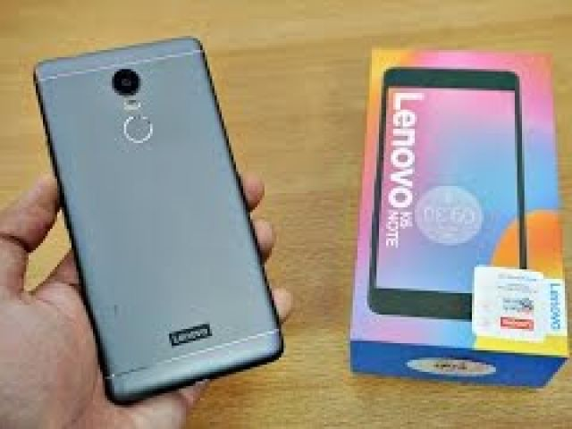 Lenovo K6 NOTE Unboxing & First Look!