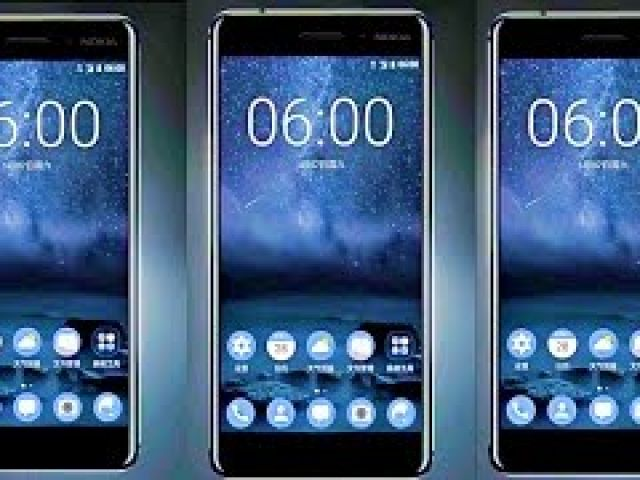 NOKIA 6 Android Phone Official Look !!