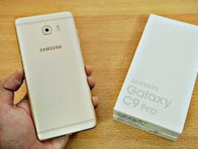 Samsung Galaxy C9 Pro Unboxing & First Look!
