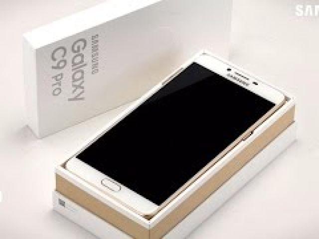 Samsung Galaxy C9 Pro Official Specs