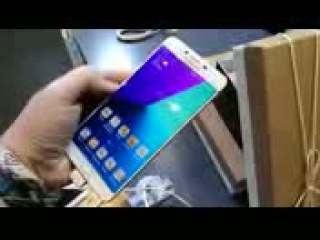 Galaxy C9 Pro hands on - First Samsung phone with 6 GB RAM!