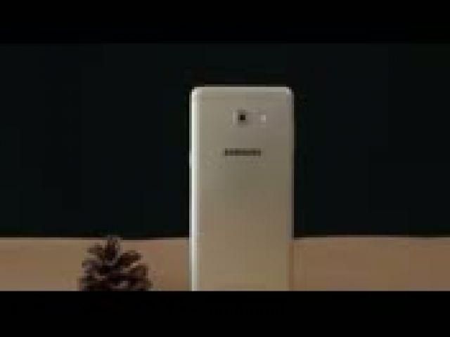 Samsung Galaxy C9 Pro Hands on