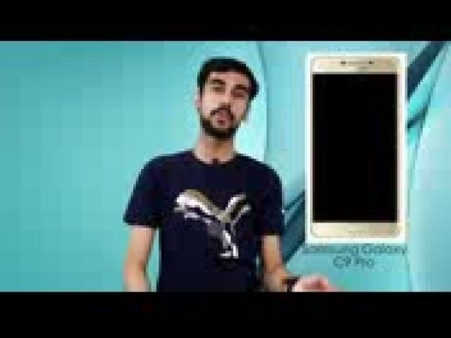 Samsung Galaxy C9 Pro Review of specifications + Opinion The 6GB Galaxy!