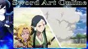 Sword Art Online - Kirito Vs Eugene