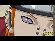 Pain vs Konoha AMV All Battles KM