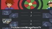 Ash vs Gary - Charizard vs Blastoise