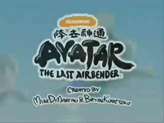 AVATAR: The Last Airbender Bending battle