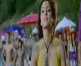 Anushka Sharma Playing Vollyball